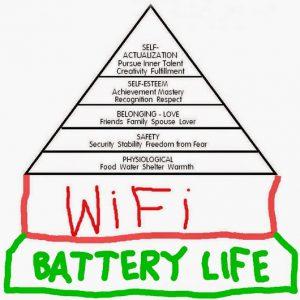Maslow wifi battery